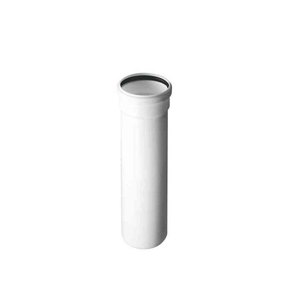 canna fumaria in PLASTICA PPS DN 080 L 1 mt.