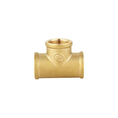 "1/2 ""T connection Fem Fem female Equal T coupling, female threads"